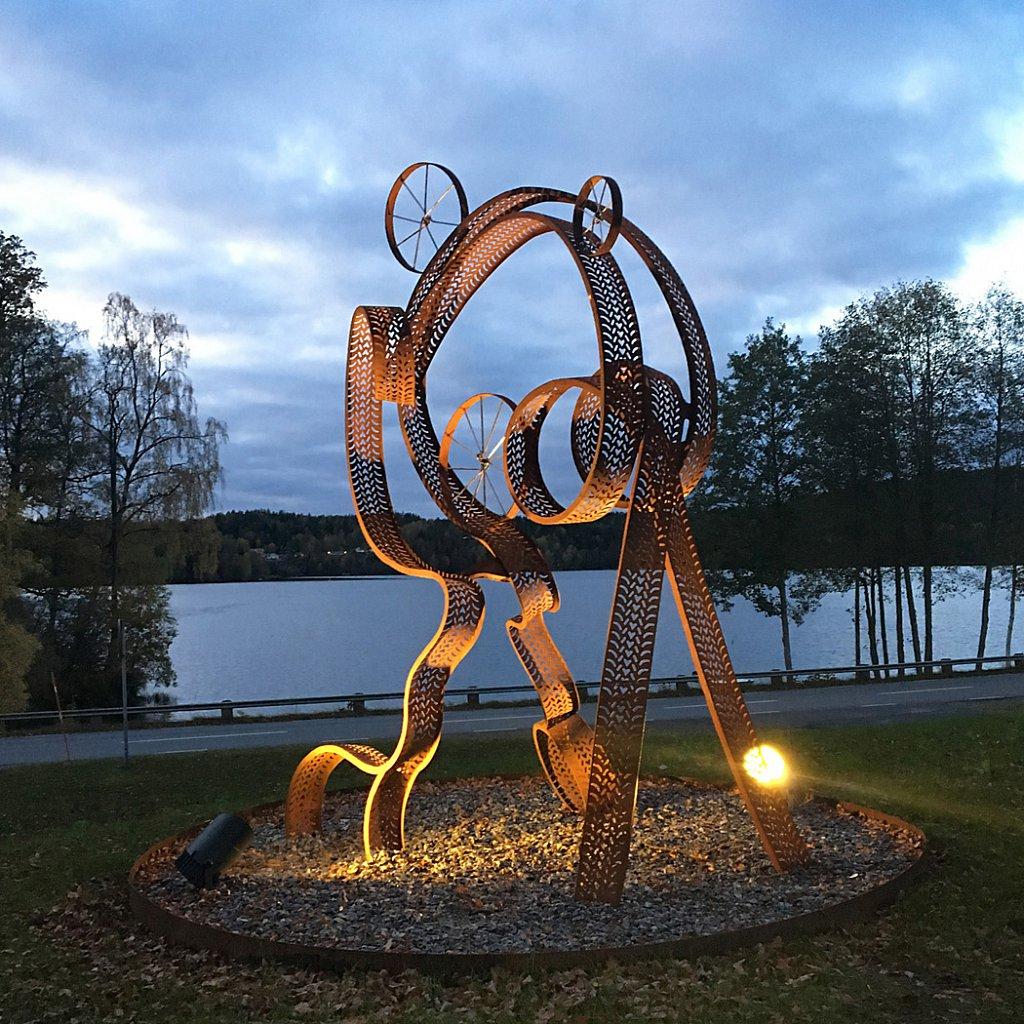 Hällingsjö Torg 2017