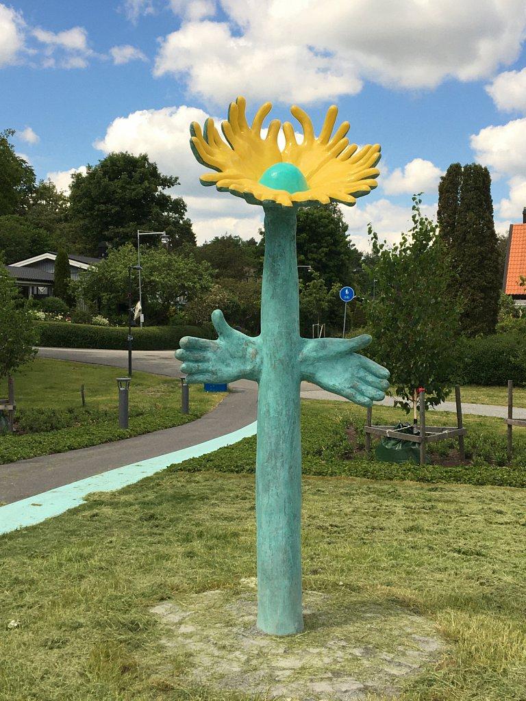 Röllingbyparken, Åkersberga 2020